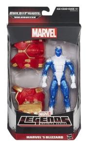 Marvel Legends - Avengers Infinite Series - Blizzard