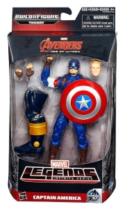 Marvel Legends - Avengers Infinite Series - Captain America