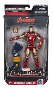 Marvel Legends - Avengers Infinite Series - Iron Man (Mark 43)