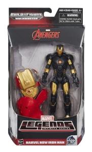Marvel Legends - Avengers Infinite Series - Iron Man (Marvel NOW)