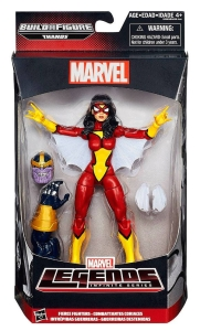 Marvel Legends - Avengers Infinite Series - Spider-Woman