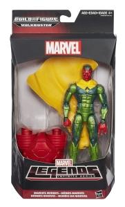 Marvel Legends - Avengers Infinite Series - Vision