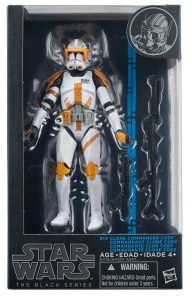 Star Wars - The Black Series - CLONE COMMANDER CODY