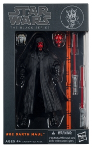Star Wars - The Black Series - DARTH MAUL