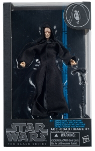 Star Wars - The Black Series - EMPEROR PALPATINE