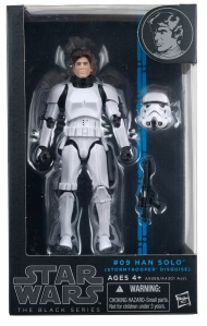 Star Wars - The Black Series - HAN SOLO (STORMTROOPER DISGUISE)