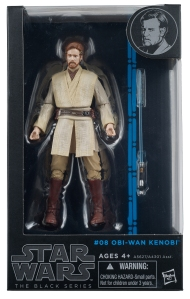 Star Wars - The Black Series - OBI-WAN KENOBI 2