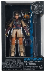 Star Wars - The Black Series - PRINCESS LEIA ORGANA (BOUSHH)