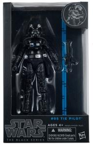 Star Wars - The Black Series - TIE PILOT