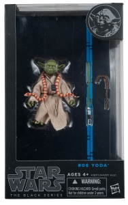 Star Wars - The Black Series - YODA